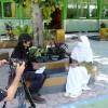TV Swasta Nasional Wawancarai Siswa dan Guru MAN Ende