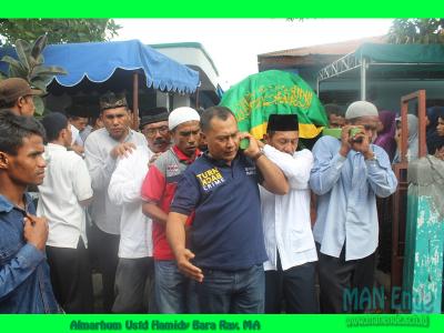 Almarhum Ustad Hamidy Bara Ray, MA